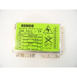 C00065354 ARISTON TX100FR n°2 module de puissance pour lave linge