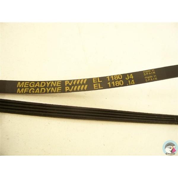 Megadyne Courroie de lave-linge EL 1180 J5