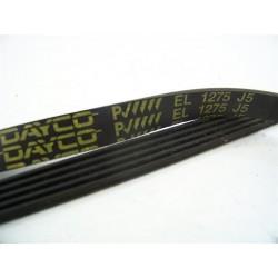 EL 1275 J5 courroie DAYCO pour lave linge