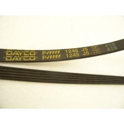 1245 J5 courroie DAYCO pour lave linge