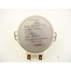 GM-16-24FT12 n°4 moteur de plateau tournant