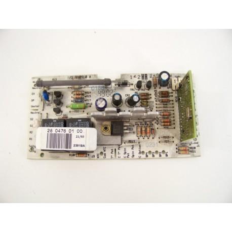 BEKO WM2552M n°4 module de puissance pour lave linge