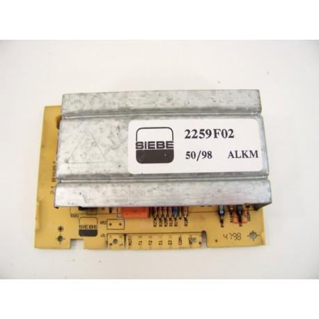 AQUACEAN FLB91X n°6 module de puissance pour lave linge