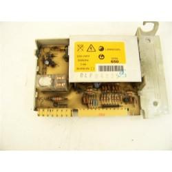 52X1266 VEDETTE FAGOR n°83 module de puissance lave linge
