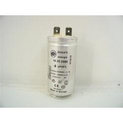 1250020813 ELECTROLUX ARTHUR MARTIN n°49 condensateur 4 µFsèche linge