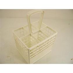 41010210 CANDY ROSIERES 6 compartiments n°60 panier a couvert pour lave vaisselle