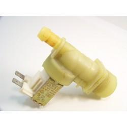 90450750 CANDY CTR68T n°23 Electrovanne 1 voie pour lave linge