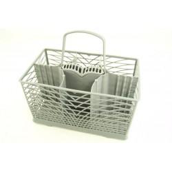691410591 SMEG 6 compartiments n°65 panier a couvert pour lave vaisselle