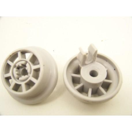 MINEA WP7A N°2 roulette pour panier inférieur pour lave vaisselle
