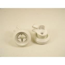 31X7041 BRANDT TI300 N°3 roulette pour panier supérieur pour lave vaisselle