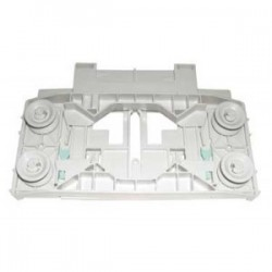 32X1026 BRANDT FAGOR N°4 support roulette pour panier supérieur pour lave vaisselle