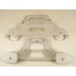 32X2598 BRANDT VLH626 N°5 Roulette pour panier inférieur pour lave vaisselle