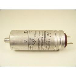 31X8450 BRANDT THOMSON n°1 Condensateur 4µF de démarrage pour lave vaisselle