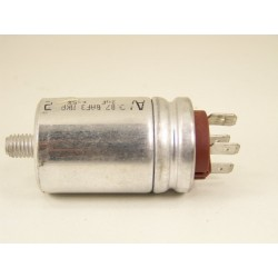32X0293 THOMSON BRANDT FAGOR n°10 Condensateur 2µF de démarrage pour lave vaisselle