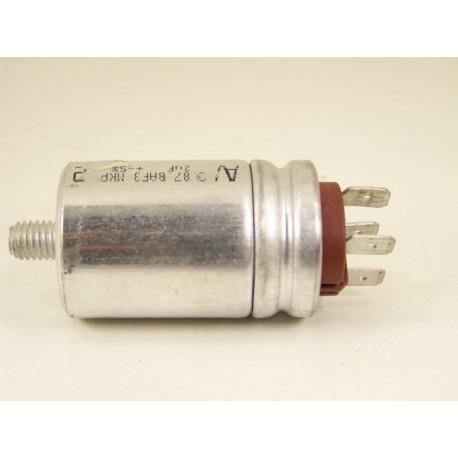 THOMSON TVD42 n°10 Condensateur 2µF de démarrage pour lave vaisselle