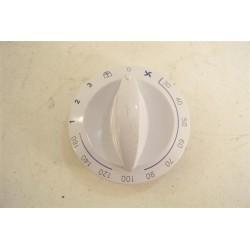 C00199425 ARISTON ALE70CX n°53 manette sélecteur de programme pour sèche linge