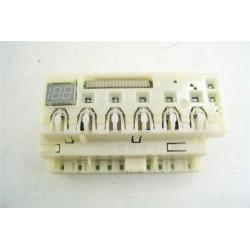 00493324 BOSCH SIEMENS n°62 programmateur pour lave vaisselle