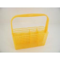 1520725019 ZANUSSI 8 compartiments n°4 panier a couvert pour lave vaisselle