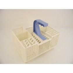 481931039859 WHIRLPOOL LADEN 5 compartiments n°15 Panier à couverts pour lave vaisselle