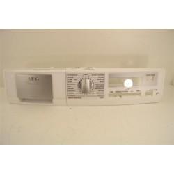 AEG L74850 n°100 façade de bandeau pour lave linge