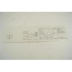 4956960 MIELE W838 n°101 bandeau pour lave linge