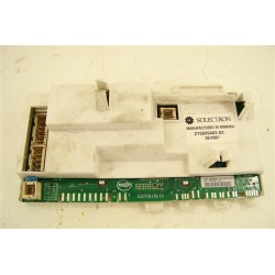 INDESIT SIXL145SFR n°109 module de puissance pour lave linge