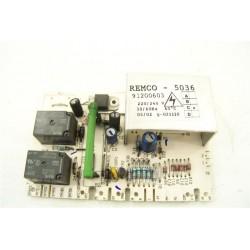 91200603 CANDY ALCB123T n°50 module de puissance pour lave linge