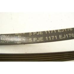 5PJE 1171 courroie HUTCHINSON pour lave linge