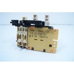 31X5360 BRANDT STAR230 n°76 Interrupteur pour lave vaisselle