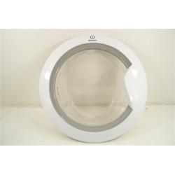 C00270556 INDESIT n°54 porte pour lave linge