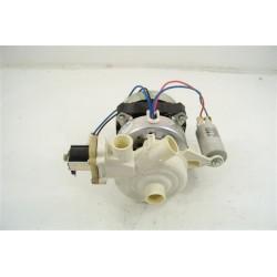 C00077140 INDESIT ARISTON n°16 pompe de cyclage pour lave vaisselle