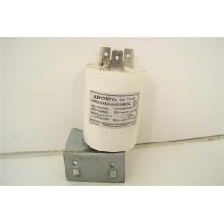 4055066445 FAURE FWG1120M N°129 Antiparasite 0.47µF 16A lave linge