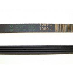55X9943 1089 J courroie HUTCHINSON pour lave linge