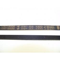129719500 1222 J MAEL courroie HUTCHINSON pour lave linge