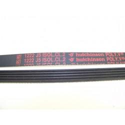51x9939 1222 J5 MAEL courroie HUTCHINSON pour lave linge