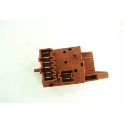 00165303 BOSCH SIEMENS WFP3300FF/01 N°168 Interrupteur de lave linge