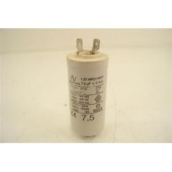 57X1446 BRANDT VEDETTE n°66 condensateur 7.5 µFsèche linge