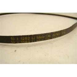 10X1262 82760 Courroie MIELE lave linge