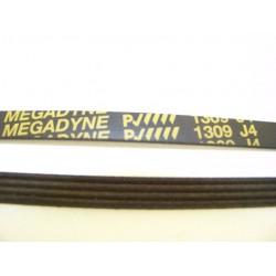 1309 J4 courroie MEGADINE pour lave linge