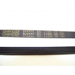 EL 1100 J5 courroie DAYCO pour lave linge