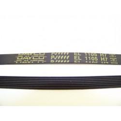 EL 1105 H7 courroie DAYCO pour lave linge