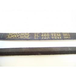 3L 460 TEM courroie DAYCO pour lave linge