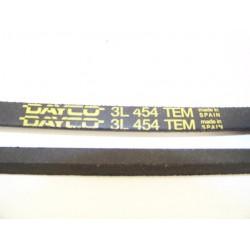 3L 454 TEM courroie DAYCO pour lave linge