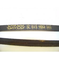 3L 513 courroie DAYCO pour lave linge