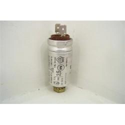 1812030 MIELE N°71 2.5µF condensateur de sèche linge