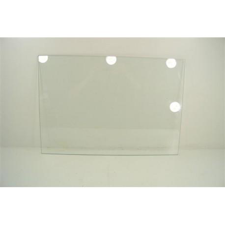 candy fst247x n 4 vitre arri re pour porte de four. Black Bedroom Furniture Sets. Home Design Ideas