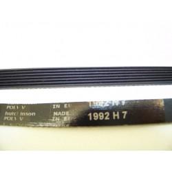 1992 H7 hutchinson courroie pour sèche linge