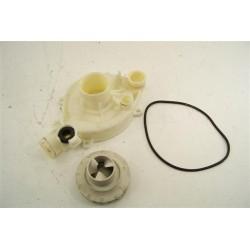 5011732 MIELE type MPE31-62/2 n°4 tête de pompe de cyclage pour lave vaisselle