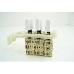 91201409 CANDY n°55 clavier pour lave linge