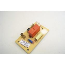 31100078 CANDY CDC168-SY n°7 platine de relais pour sèche linge